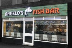 ANGELO\'S FISH BAR / Nottingham