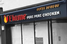 FLAME CHICKEN / Nottingham