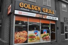 GOLDEN GRILL / Nottingham