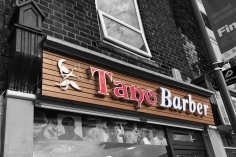 TANO BARBER / Nottingham