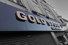 GOLD SPOON CAFE / Grantham
