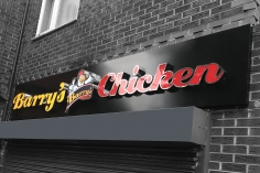 BARRY\'S CHICKEN / Nottingham
